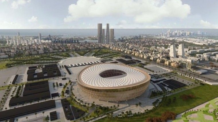 Катар показал дизайн главной арены чемпионата мира 2022 года— видео