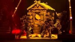 Удивительное новогоднее шоу «Небылица» покажут вПетербурге