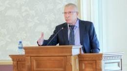 «Очередная попытка давления»— сенатор Морозов орезолюции поКрыму
