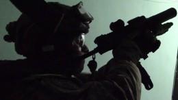 ФСБ уничтожила вСтаврополе боевиков ИГ*, открывших поним огонь