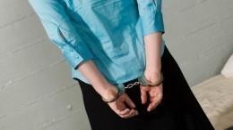 Протаранившая «Зенит Арену» наавтомобиле каршеринга девушка арестована