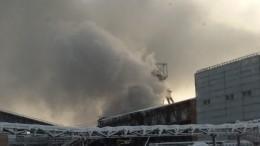 Девять горняков находятся взоне пожара вшахте «Уралкалия»