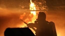 Представитель «Уралкалия» назвал предварительную причину пожара вшахте Соликамска