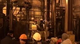 Шестая попытка спасти рабочих изгорящей шахты вСоликамске неувенчалась успехом