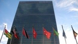 ГАООН приняла антироссийскую резолюцию Киева поКрыму