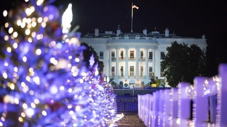 Власти США подпортили американцам Рождество