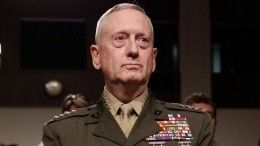 Джеймс Мэттис подписал указ овыводе американских войск изСирии