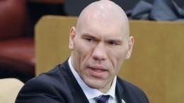 «Чиновничий дебилизм!»— Николай Валуев оскандале вКлинцах