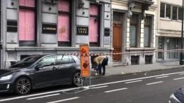 Мужчина открыл стрельбу наторговой улице вцентре Брюсселя— видео сместа