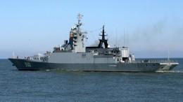 «Корабль будущего»: вСША оценили российский корвет «Громкий»