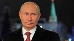 Новогоднее поздравление Путина покажут вмосковском метро