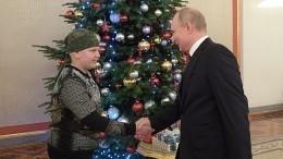 Мечты сбываются: Пять новогодних подарков отпрезидента России детям