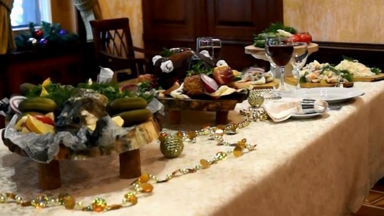 Вся правда о… праздничном столе