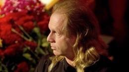 Стало известно, кому Крис Кельми завещал свое имущество после смерти