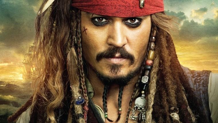 Стало известно, почему «Пираты Карибского моря» выйдут без Джонни Деппа