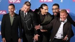 Backstreet Boys остепенились: Смазливые музыканты сняли семейный клип