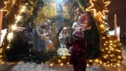 Православные всего мира готовятся встретить Рождество Христово
