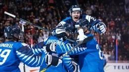 Финны— чемпионы молодежного ЧМвКанаде
