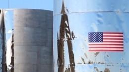 Житель Техаса случайно снял процесс сборки самой большой ракеты Илона Маска