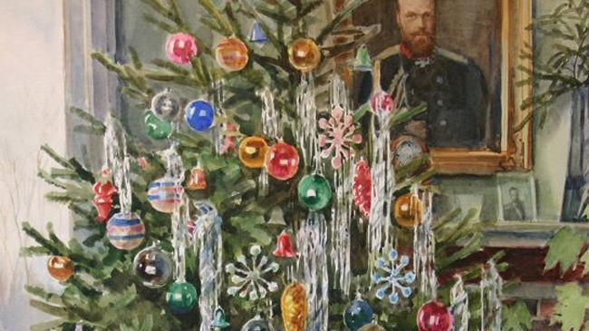 Рождество по-императорски: Как отмечали главный праздник года вдоме Романовых