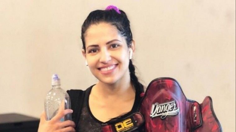 Плохая идея— бразильский грабитель очень пожалел, что напал назвезду женского UFC