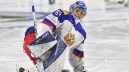 Голкипер Андрей Василевский примет участие вМатче звезд НХЛ