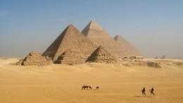 Записка изархивов КГБ пополнила список загадочных свойств пирамид Египта