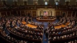 Сенат США заблокировал новый пакет антироссийских санкций