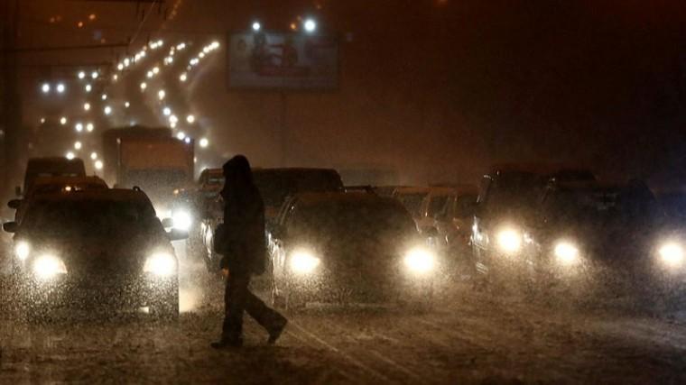 НаЧукотке объявили штормовое предупреждение