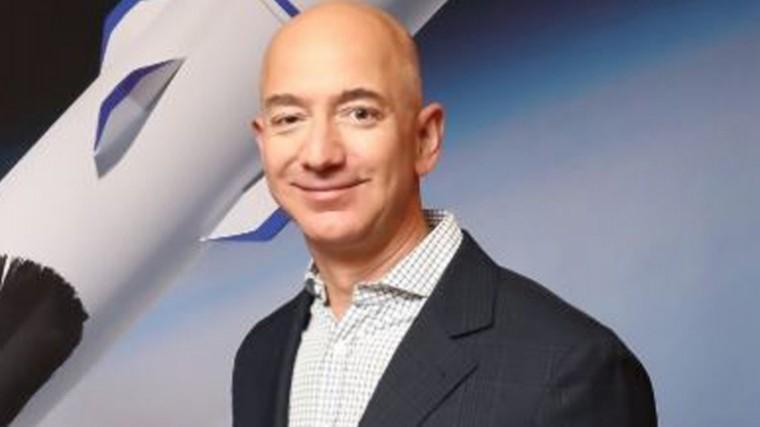 Основатель Amazon Джефф Безос объявил, что разводится сженой