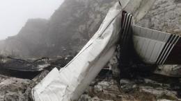 Спасатели нашли тело второй жертвы крушения самолета вИспании