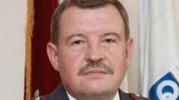 Генерал Умнов уйдет споста начальника ГУМВД Петербурга иЛенобласти