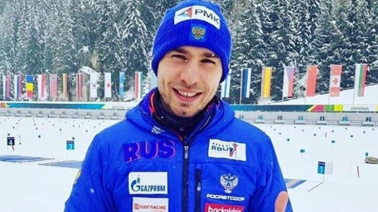 Биатлонист Антон Шипулин может стать депутатом Госдумы