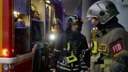 «Люди висели набалконах»— Более 40 человек спасены измногоэтажки вТуле