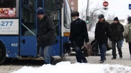 Видео: Автобус переехал пожилую женщину вИркутске