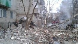 Число жертв взрыва вШахтах выросло додвух человек