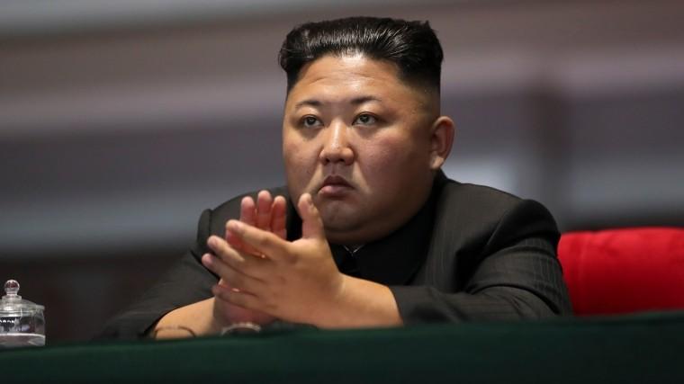 «Юг» впервые неназвал КНДР врагом вофициальном документе
