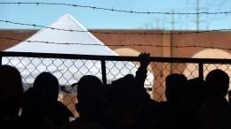 «Настоящее вторжение»: Караван мигрантов изГондураса отправился вСША