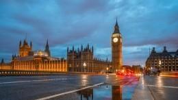 Британский парламент отверг предложение Терезы Мэй поBrexit