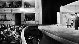 Блокада Ленинграда: Подвиг артистов театра восажденном городе