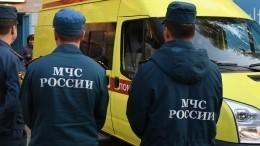 Видео: Два человека пострадали при взрыве назаводе вЛенинградской области