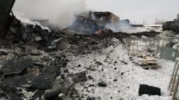 Прокуратура начала проверку после взрыва напредприятии «Полипласт» вЛенобласти