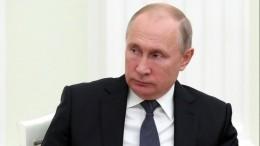 Путин потребовал расселить пострадавших отвзрыва газа вдоме вМагнитогорске