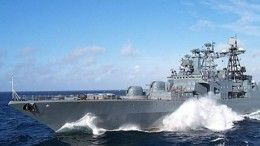 Отряд боевых кораблей ТОФ вернется изпохода вближайшие дни
