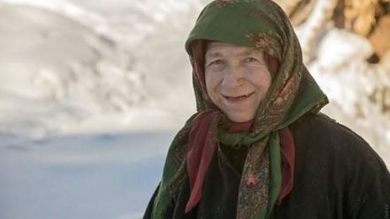 Сибирская отшельница Агафья Лыкова рассказала отребованиях кпомощнице