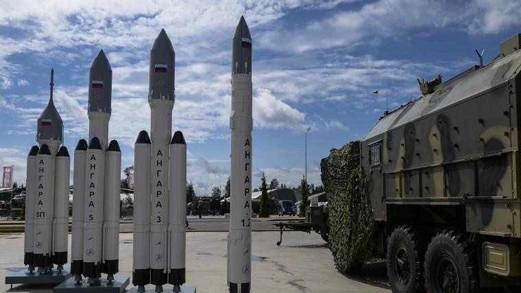 Опасный дефект обнаружен вдвигателях ракеты «Ангара»