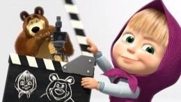 Мультфильм «Маша иМедведь» попал вКнигу рекордов Гиннесса