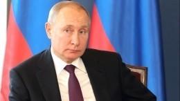 Владимир Путин допустит европейских специалистов врайон Керченского пролива