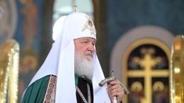 Патриарх Кирилл станет почетным профессором РАН