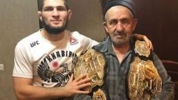 Фото: UFC представил обновленный чемпионский пояс